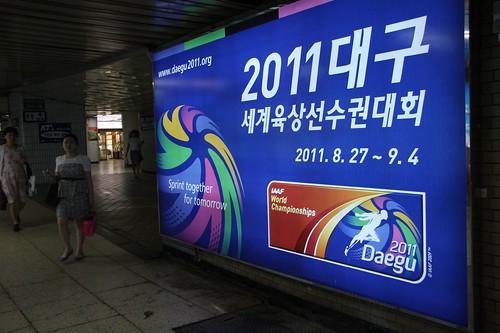 IAAF世界陸上競技選手権大邱大会