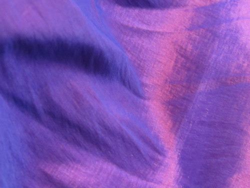 Shiny Satin Purple Texture