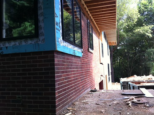 DeBord Residence Windows Installed
