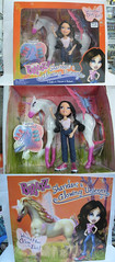 New Bratz Sharidan & Glowing Unicorn set xD (alexbabs1) Tags: new fashion set movie big glowing unicorn lots bratz sarz pixiez sharidan