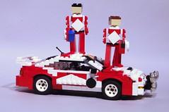 Toyota Celica ST205 - Toyota Team Europe WRC Marlboro