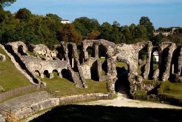 Saintes - Sites Gallo Romains (4 sur 4)