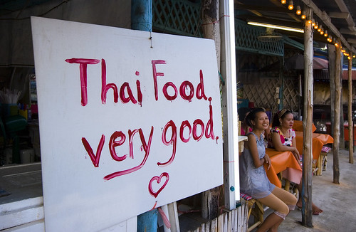 Thai Food Very Good