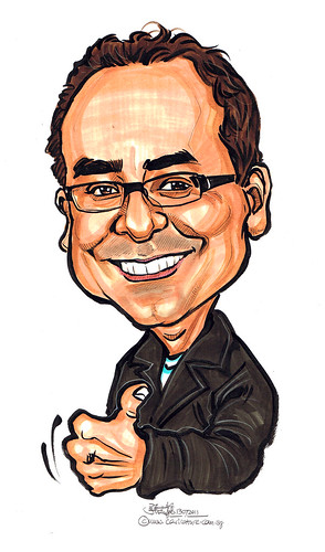 Caricatures for Harley Davidson - 2