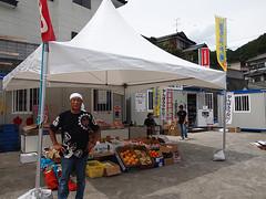 コンテナ村商店街
