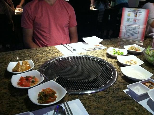 D4 korean bbq grill
