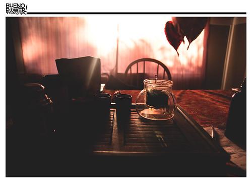 Tea at Oliver's