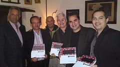 Misión Inversa del Sector Vitivinícola con empresarios Brasileros