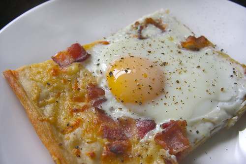Breakfast Pizza!