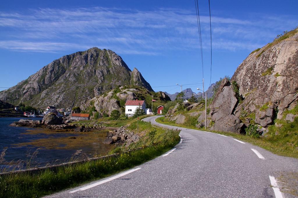 MC Scandinavia Lofoten 2
