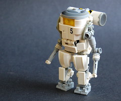 MaKintosh Hardsuit (Cam M.) Tags: cool lego awesome epic mecha mak mech hardsuit fitsaminifigohyeah