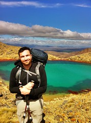 Emerald Lakes (Grant Eaton) Tags: camping newzealand me nature landscape hiking tongariro hdr