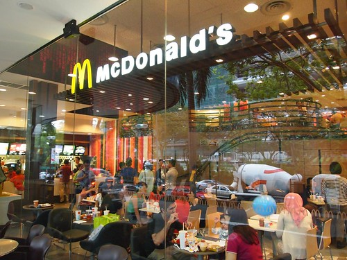 McDonald's Open Doors