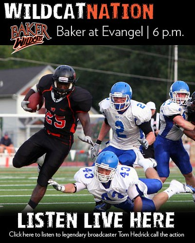BU vs Evangel Live Audio