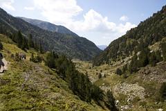 (J.Gutirrez) Tags: mountain rio canon river de la fiesta d fiestas 500 vella andorra vacas cown terneros tipicas lasvacas montesas alpinas transumancia