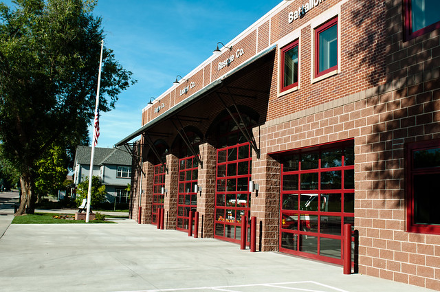 We Remember, 9.11: Fire Station