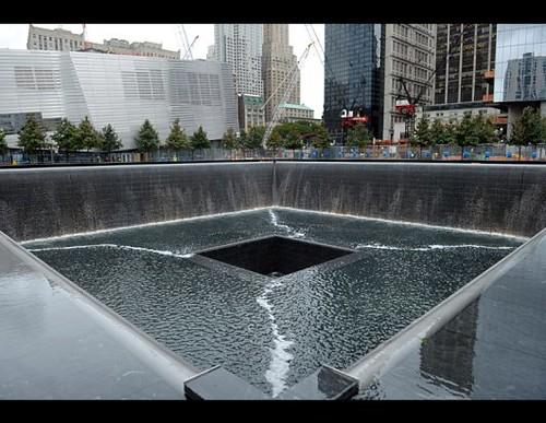 ground zero memorial museum