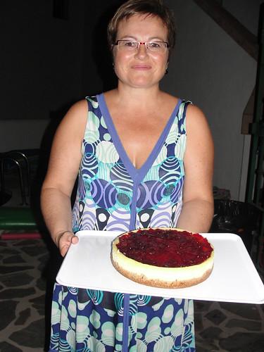 TArta queso-Ana