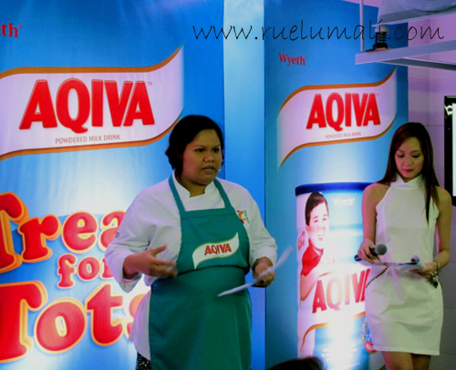 Aqiva Treats for Tots