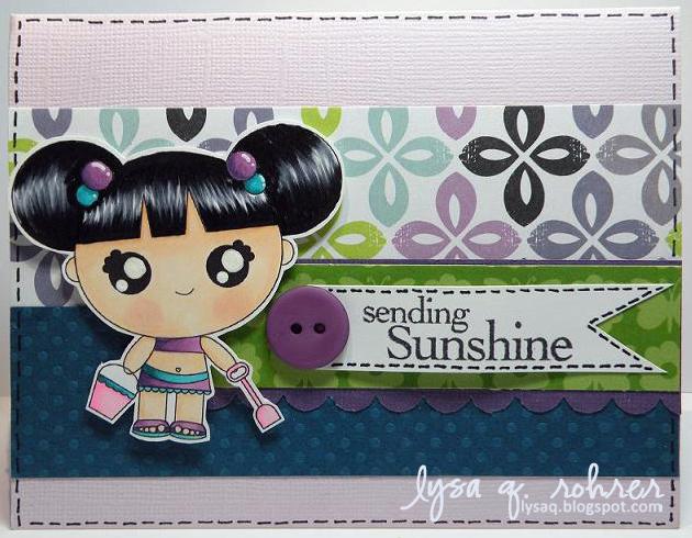 Sending Sunshine Kimmie