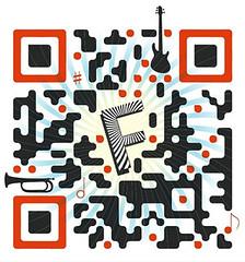 QR code branding