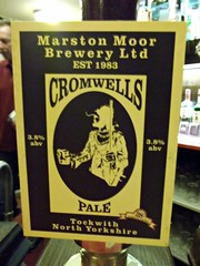 Marston Moor, Cromwells Pale, England
