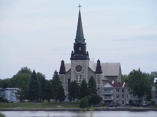Iberville church