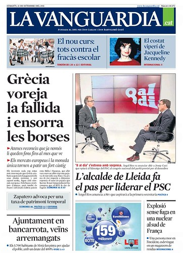 la vanguardia 13 set