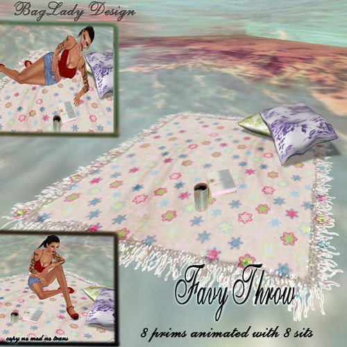 Favy Throw, Free Gift