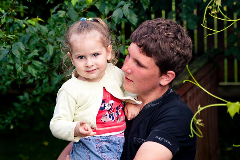 Маша и Никита