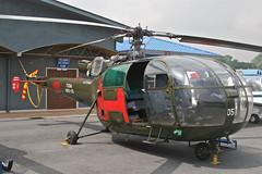 IMG_0553 (helosrgreat) Tags: museum airport helicopter kualalumpur alouette muzium eurocopter simpang aerospatiale rmaf sungaibesi tudm