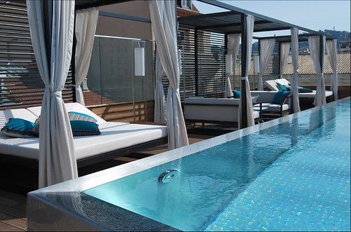 The Five Hotel and Spa, Cannes