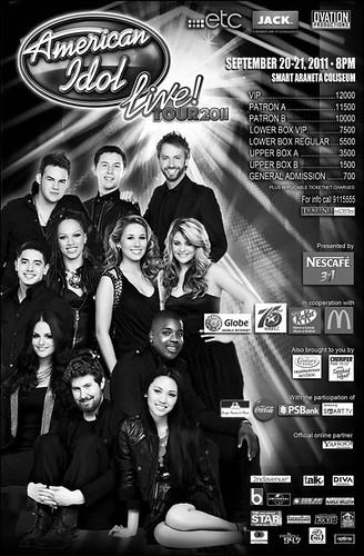 American Idol Tickets