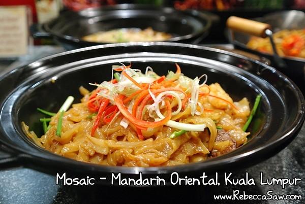 Mosaic- Mandarin Oriental, Kuala Lumpur-53