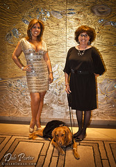 Hero Dog Awards 2011 - Ricochet, Judy Fridono, Tyana Alvarado