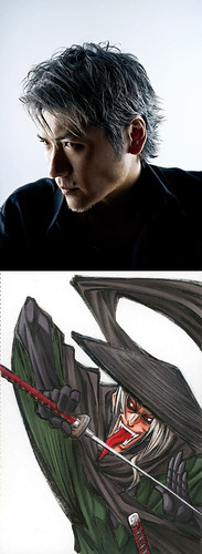 111004(2) - 電影《神劍闖江湖》公布「齋藤一、鵜堂刃衛、武田觀柳」演員名單! (2/3)