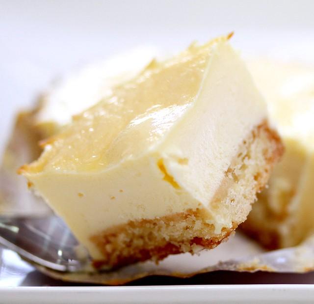 Flor Pâtisserie's cheese tart