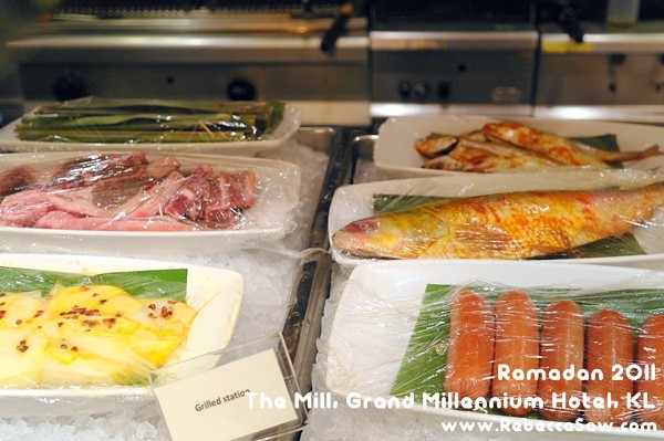 Ramadan buffet - The Mill, Grand Millennium Hotel-13