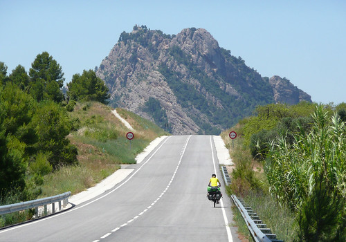 Julie & Ken's UK to Spain Bike Tour