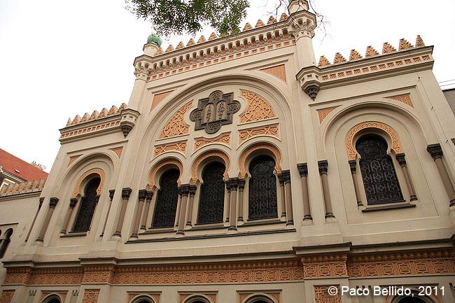 Sinagoga Española. © Paco Bellido, 2011