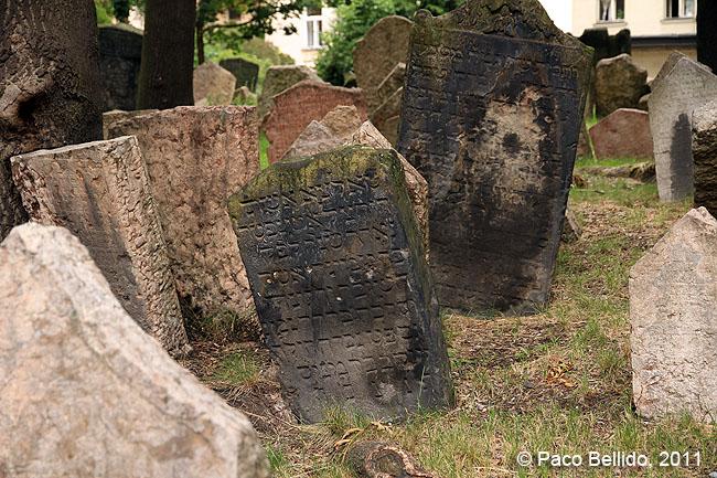 Cementerio Judío. © Paco Bellido, 2011