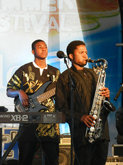 Oleku Band gig at Bray Summerfest 2011