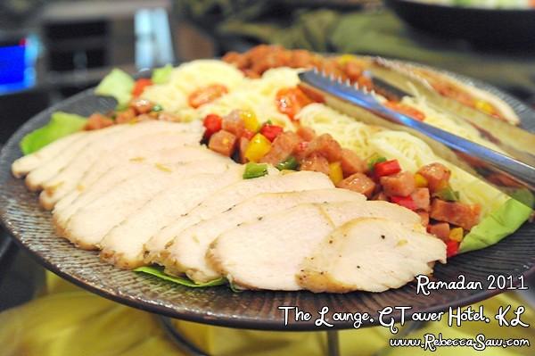 Ramadan buffet - GTower Hotel KL-40