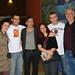 Laila, Thiago, Smiley, eu, Márcio Kadá e Zitho