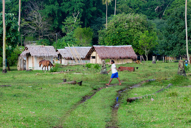 Na wsi w Port Orly