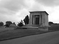 Mausoleum, Cypress Lawn Cemetery - Colma, California (Mitch O) Tags: california cemetery lawn cypress