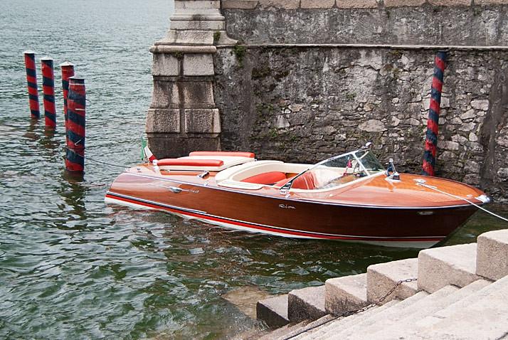 Riva, The boat