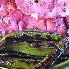 2011-DUO... (lolito de palermo) Tags: piment jambon plancha