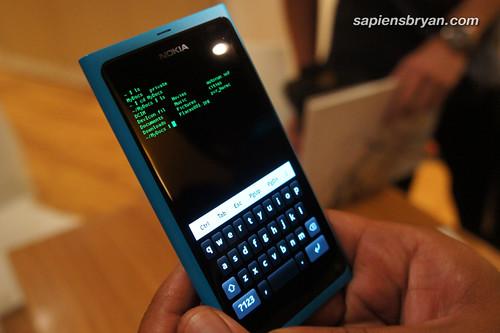 X-Terminal On Nokia N9