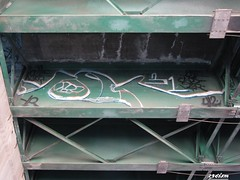Esk 31  YR (236ism) Tags: graffiti los angeles 31 yr esk